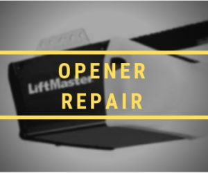 Garage Door Opener Repair